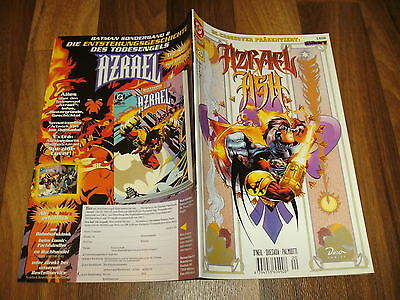 DC / MARVEL  CROSSOVER  20 -- AZRAEL vs ASH / 1998