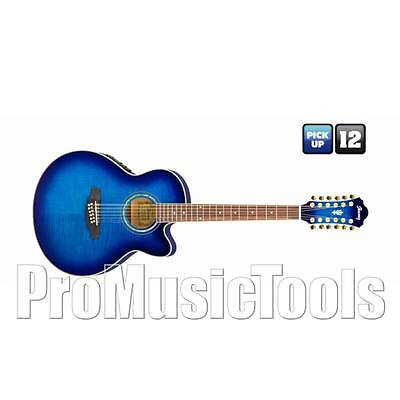 Ibanez AEL2012E TOS - demo * NEW * 12-string acoustic ael-2012e ael2012-e
