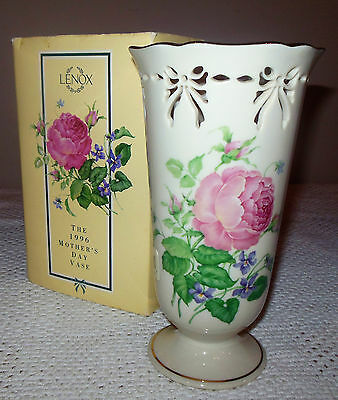 Lenox The 1996 Mothers Day Case NEW IN BOX