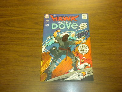 THE HAWK AND THE DOVE #3 DC Comics 1968