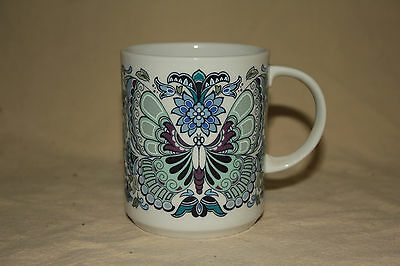 Rare Royal Doulton Tc 1098 Atlantis Coffee Mug 6645
