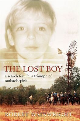 The Lost Boy by Robert Wainwright - Paperback - NEW - Book