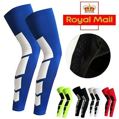 Compression Calf Support Leg Shin Splints Pain Injury Running Sleeve Brace Wrap