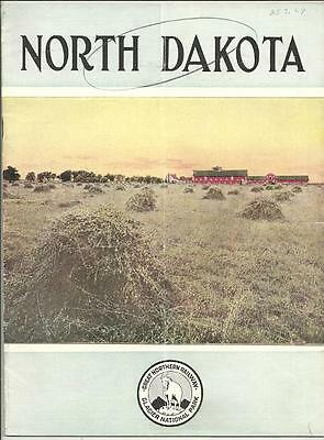 1930 Agricultural Guide GREAT NORTHERN RAILWAY NORTH NORTH DAKOTA FARMING