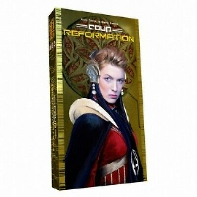 Coup Reformation Expansion 2nd edition Brand New