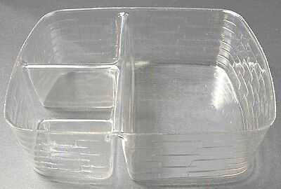 Longaberger Weekender Top Divided Tray PROTECTOR #49930- NEW