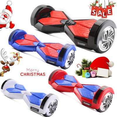 8 inch Self Balancing Electric Scooter Swegway Bluetooth Balance Board 2 Wheels