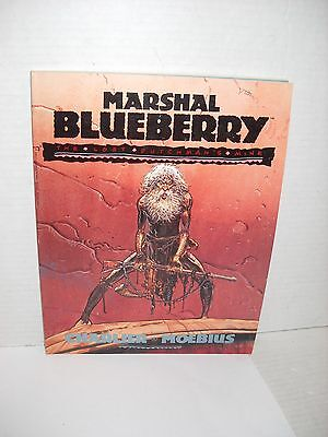 Moebius Marshall BLUEBERRY 1 Epic Comics GN Lost Dutchman's Mine RARE English