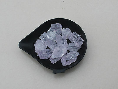 Kunzite Crystal Rough Gem Mix Parcel Over 25 Carats