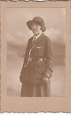 A Girl Guide Leader    Photograph