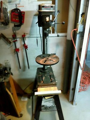 12 SPEED Speedway Series STANDING DRILL PRESS * Works Perfectly * LOCAL PICKUP