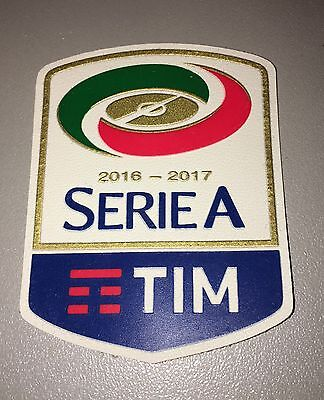 Official Serie A Football Patch 2016-2017