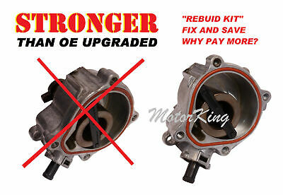 Rebuild Kit For Vacuum Pump Jetta Beetle Golf Passat TT 2.5 RK1032 Brake Booster