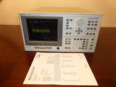 Agilent / HP 4155A High Accuracy Semiconductor Parameter Analyzer - CALIBRATED!