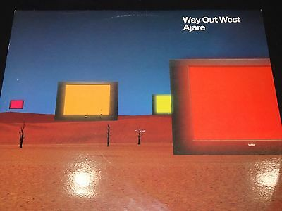 """Way Out West Ajare Brothers In Rhythm Nick Warren Sasha Digweed Classic 1997 12"""""""
