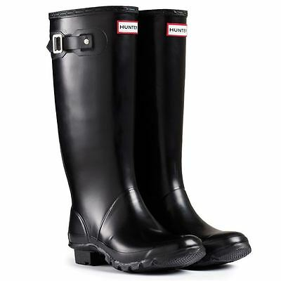 Hunter Mens Huntress Wellies Shoes Wellingtons Horse Riding Equestrian
