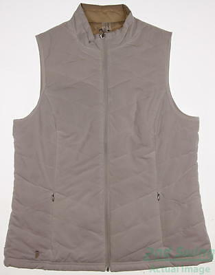 New Womens Sport Haley Golf Reversible Vest X-Large XL Multi MSRP $70