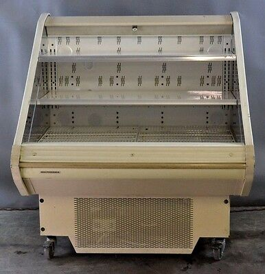 Used Hill phoenix 03UMA4 Self Contained Refrigerated Food Deli Case Free Ship!
