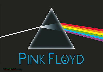 "Pink Floyd Flagge / Fahne ""dark Side Of The Moon"" Poster Flag"