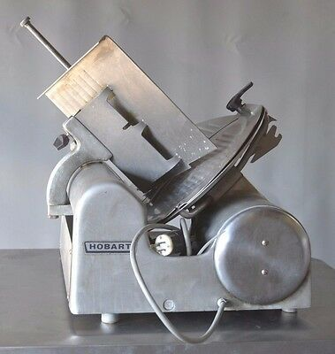 USED Hobart 1612F Commercial Meat Slicer,Excellent Working Condition, FREE SHIP!