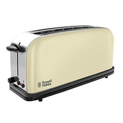 Russell Hobbs 21395-56 Crème Intemporel Grille-Pain Ave