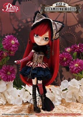 Pullip Cheshire Cat in Steampunk World Groove fashion doll in USA