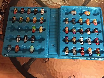 Mighty Beanz Case And 40 Beanz
