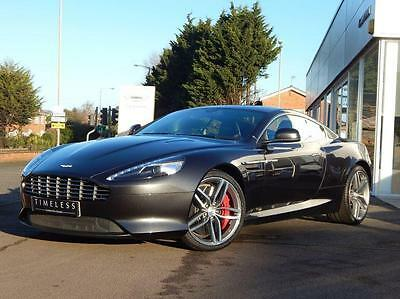 2014 Aston Martin DB9 V12 2dr Touchtronic Automatic Petrol Coupe