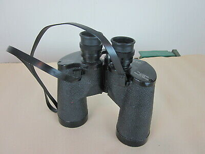 Vintage Abercrombie & Fitch Binoculars 7x50 Fully Coated No. B-45172 black