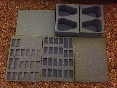 Joblot Of Kr Foam Plucked And Unplucked Approximately 2 Cases Worth Warhammer