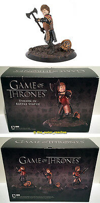 Gentle Giant HBO Game of Thrones Peter Dinklage as TYRION IN BATTLE Statue