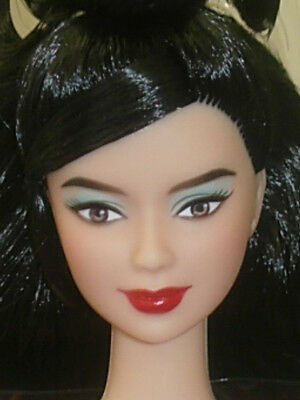 Barbie Dolls Of The World China Nude Doll New