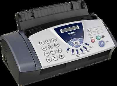 """Brother FAX-T102 Thermotransfer Faxger""""t s/w (inkl. 4,00 Euro URA)"""