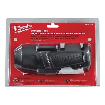 Milwaukee Rubber Protection Boot for milwaukee M18CHIW impact wrench 49162763