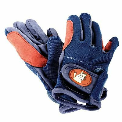 Toggi Medal Colourful Gloves Hands Horse Riding Equestrian Accessories