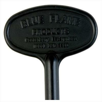 Blue Flame BF.KY.05 3 in. Universal Key Flat Black