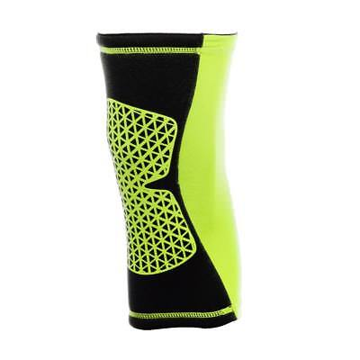 Basket-ball Courir Sport genou Compression manches Brace Joint Pain Relief