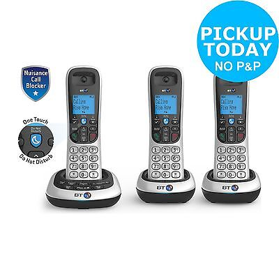 BT2700 Cordless Telephone with Answer Machine - Triple :The Official Argos Store