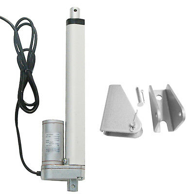 """Heavy Duty 14"""" Stroke Multi-function Linear Actuator 220 Pound Max Lift DC 12V"""