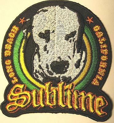 Sublime Aufbügler / Usa Patch # 5