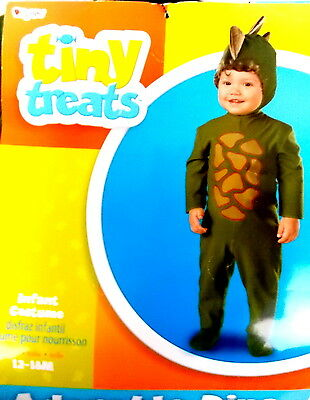 Disguise Infant Halloween Costume Adorable Dino 12-18 Months #H120