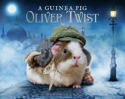A Guinea Pig Oliver Twist by Alex Goodwin 9781408881262 (Hardback, 2016)