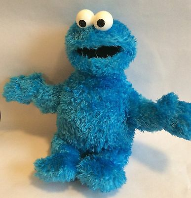 Cookie Monster - Sesame Street – Gund – 2011 - Soft Plush Toy