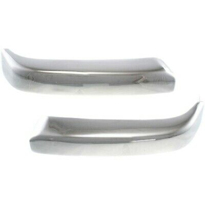 NEW 1998-00 FITS TOYOTA TACOMA 4WD LEFT BUMPER END CHROME TO1004165 5210304010