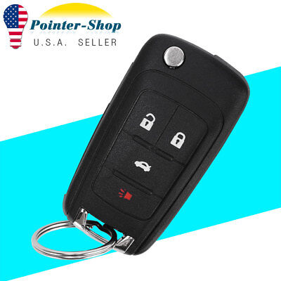 Replacement for Chevy Cruze 2010 2011 2012 2013 2014 2015 2016 Remote Key Fob
