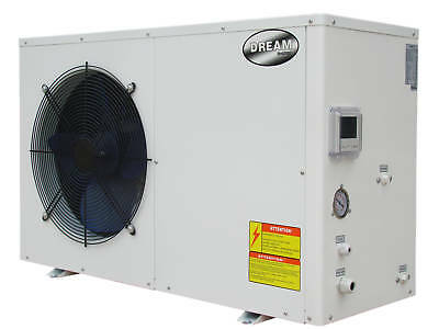 New Home Air Source Air To Water Heat Pump Heater 3Kw Rrp £1099