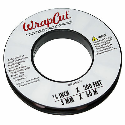 WrapCut Cutting Tape / Schneideband für Car Wrapping 60 m-Rolle  Wrap Cut Tape