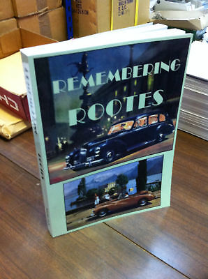 Modern Motoring and Travel (Rootes) Collection Sunbeam Humber Hillman Singer