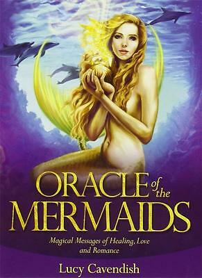Oracle of the Mermaids Tarot Kit by Lucy Cavendish & Selena Fenech!