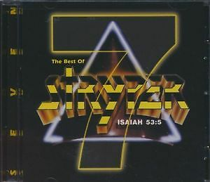 """CD STRYPER """"THE BEST OF"""".New and sealed"""
